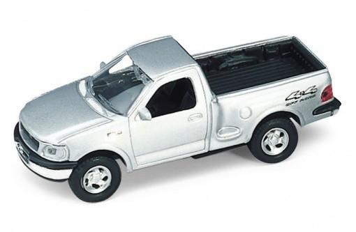 Коллекционная машинка Ford F150 Pick up. 2007, масштаб 1:34-39Ford<br>Коллекционная машинка Ford F150 Pick up. 2007, масштаб 1:34-39<br>