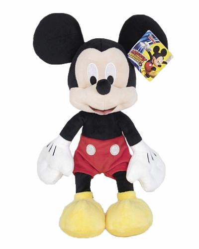 Мягкая игрушка - Микки Маус, 43 смМягкие игрушки Disney<br>Мягкая игрушка - Микки Маус, 43 см<br>