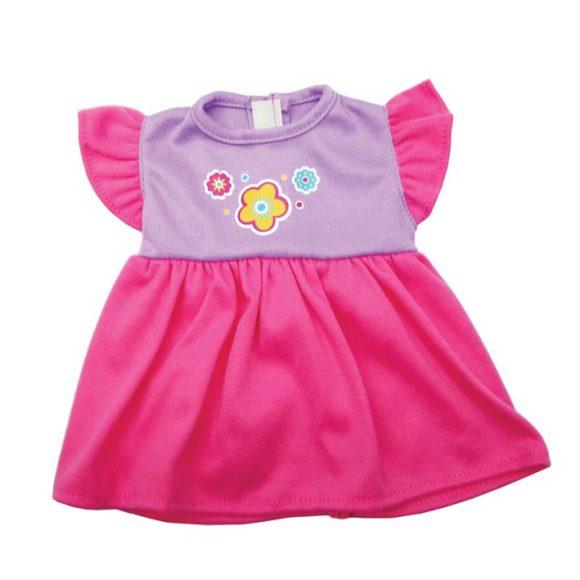 Одежда для куклы размером 38-43 см. – платье с цветочкамиОдежда для кукол<br>Одежда для куклы размером 38-43 см. – платье с цветочками<br>