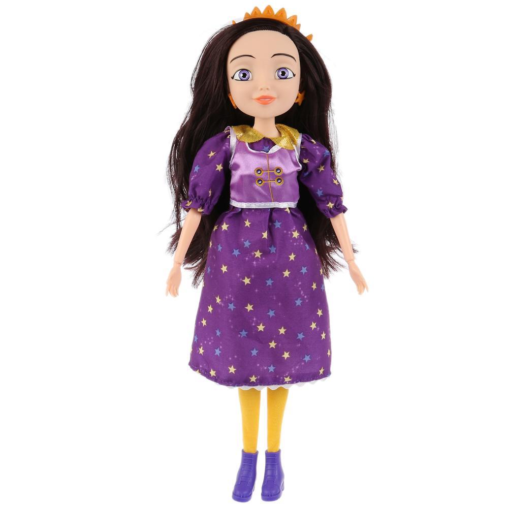 Купить Кукла Царевны – Соня. Спящая царевна, 29 см руки и ноги сгибаются, 4 аксессуара, Карапуз