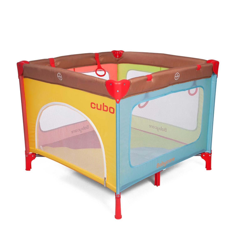 Манеж Baby Care Cubo, 4 цвета/4 colors