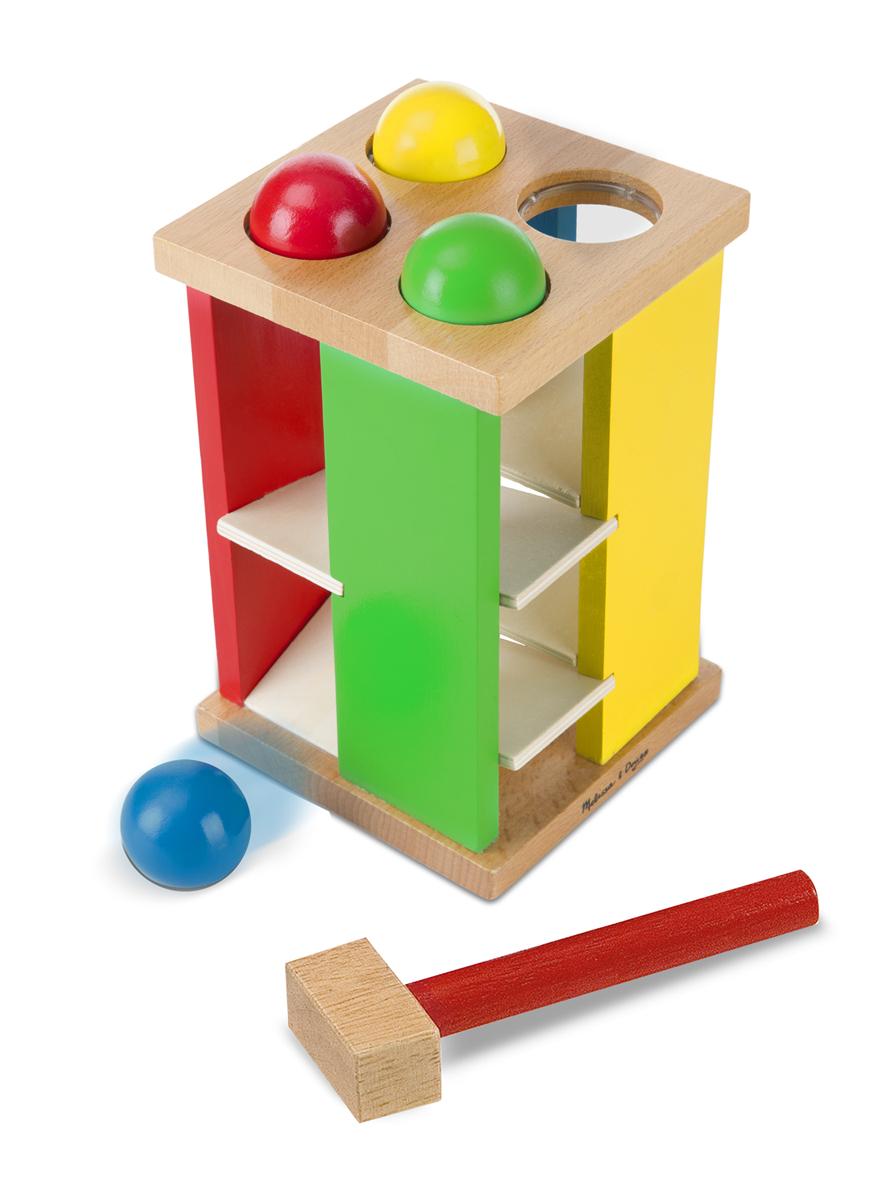 Игра с молотком из серии Классические игрушкиСтучалки и сортеры<br>Игра с молотком из серии Классические игрушки<br>