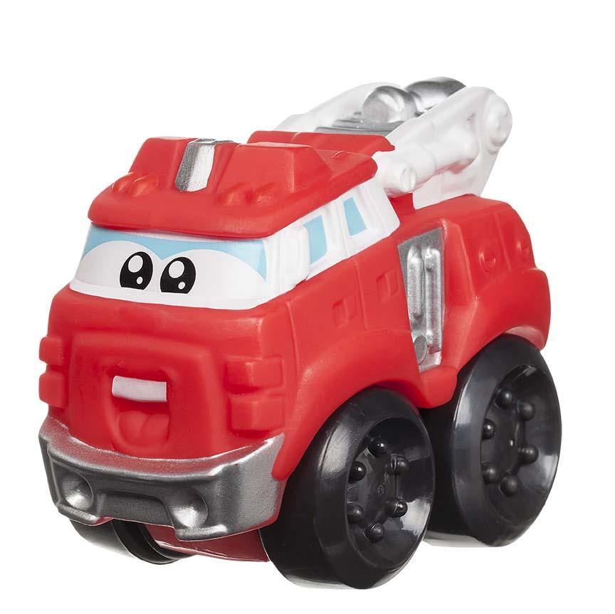 Машинка из серии Chuck &amp; Friends – Бумер, 5 см.Машинки для малышей<br>Машинка из серии Chuck &amp; Friends – Бумер, 5 см.<br>