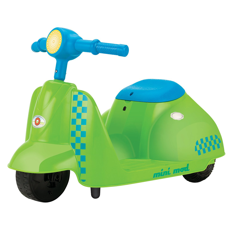 Электроскутер RAZOR Mini Mod, зеленый, 041007ЭлектроБайки<br>Электроскутер RAZOR Mini Mod, зеленый, 041007<br>