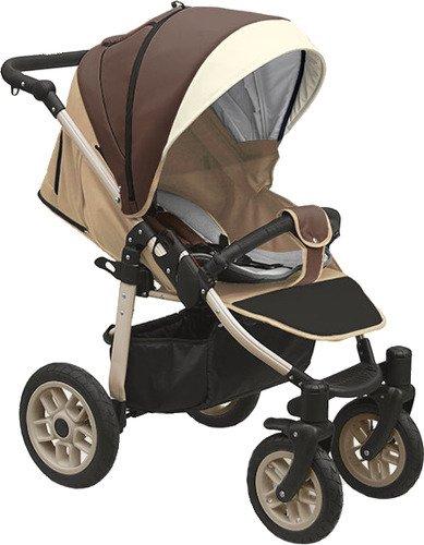 Коляска Camarelo Eos, цвет - E_04Детские прогулочные коляски<br>Коляска Camarelo Eos, цвет - E_04<br>