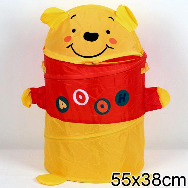 Купить Корзина для игрушек – Медведь, ткань пвх