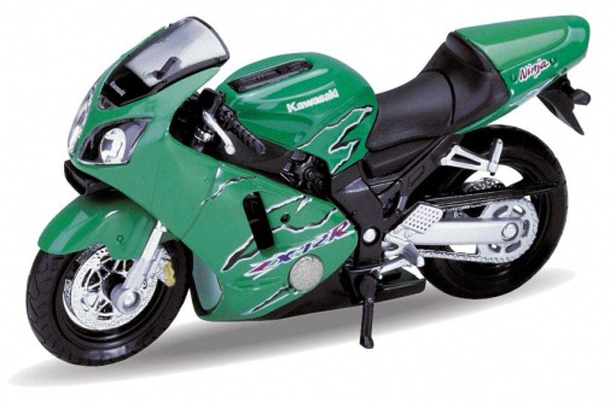 Мотоцикл Kawasaki ZX-12RМотоциклы<br><br>