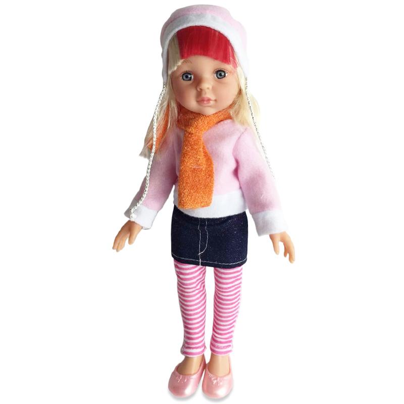 Кукла Времена года, 30,5 см, в наборе с расческой, 12 видовПупсы<br>Кукла Времена года, 30,5 см, в наборе с расческой, 12 видов<br>