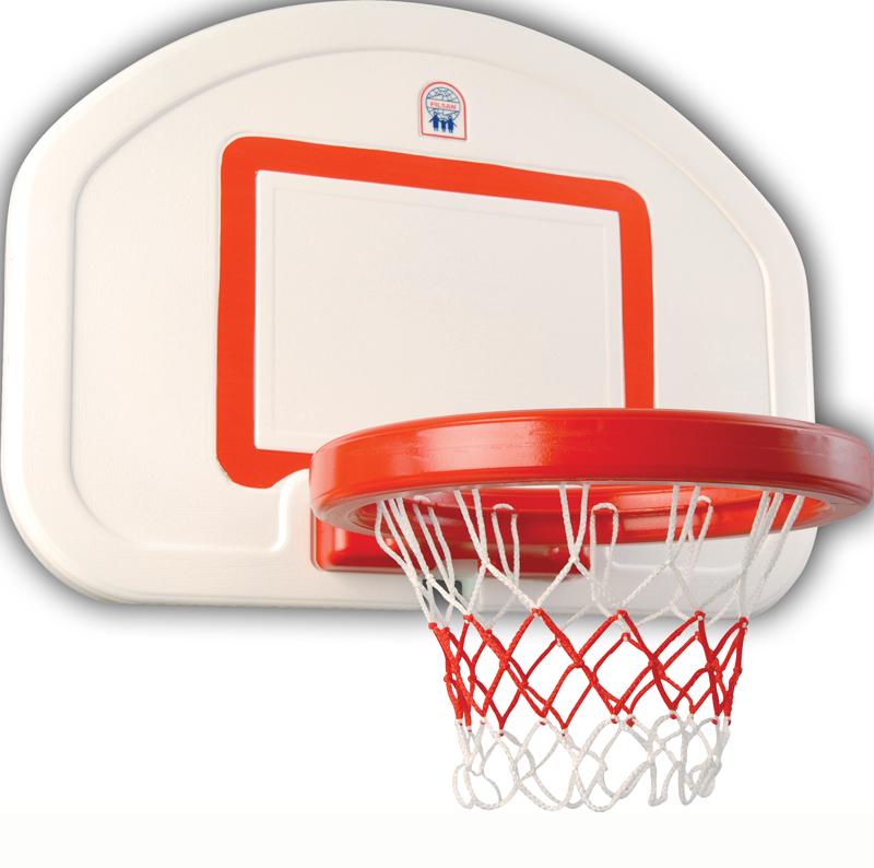Баскетбольное кольцо с щитом - Баскетбол, бадминтон, теннис, артикул: 160403