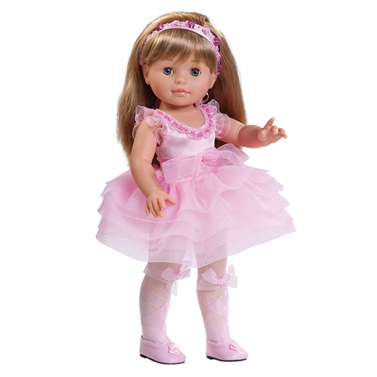 Кукла Сой Ту - Балерина, 40 см.Испанские куклы Paola Reina (Паола Рейна)<br>Кукла Сой Ту - Балерина, 40 см.<br>