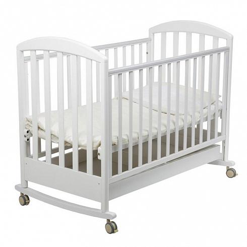 Купить Детская кроватка Джованни, размер спального места 120 х 60 см., Papaloni