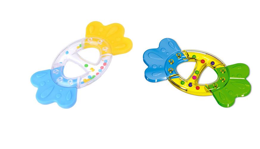 Прорезыватель «Бантик»Детские погремушки и подвесные игрушки на кроватку<br>Прорезыватель «Бантик»<br>