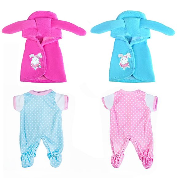 Одежда для куклы 30 см, комбинезон и жилетка