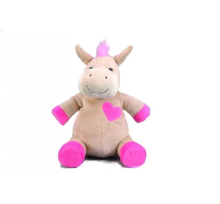 Плюшевая лошадка, 15 см.Животные<br>Плюшевая лошадка, 15 см.<br>