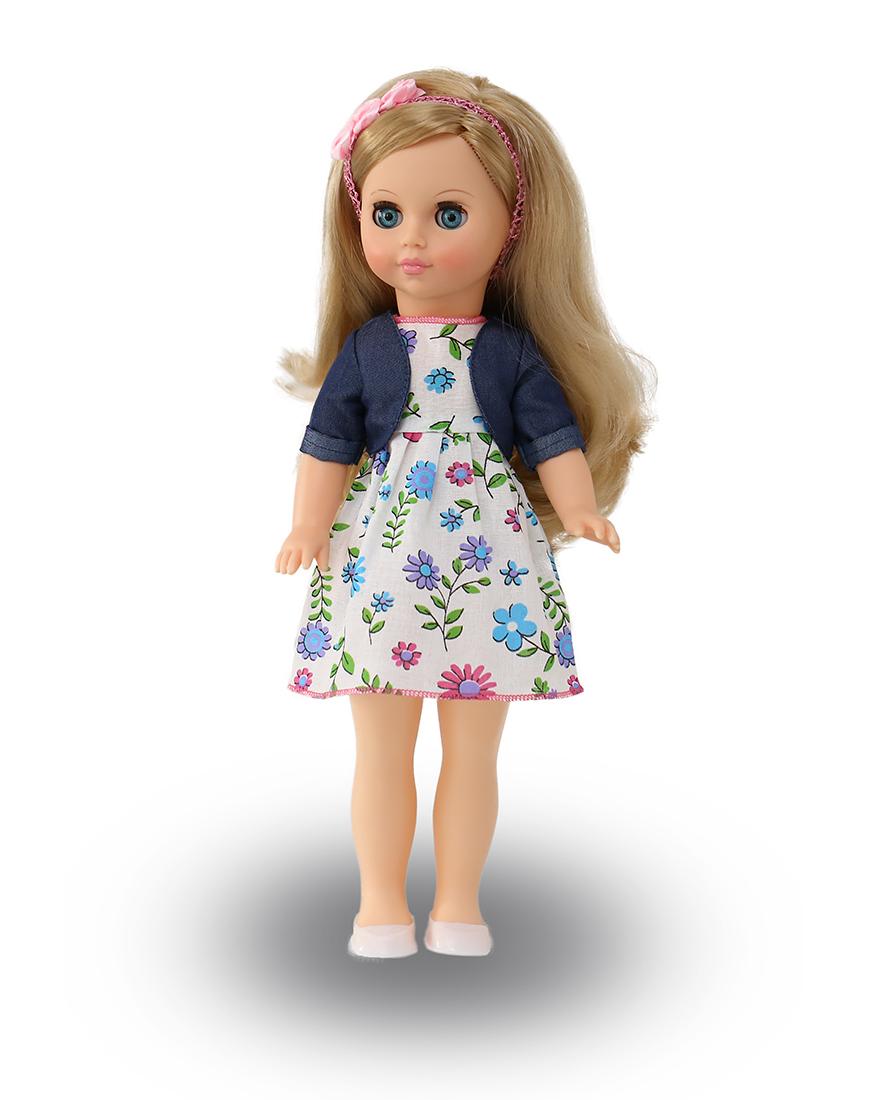 Кукла Мила 11, 38,5 смРусские куклы фабрики Весна<br>Кукла Мила 11, 38,5 см<br>
