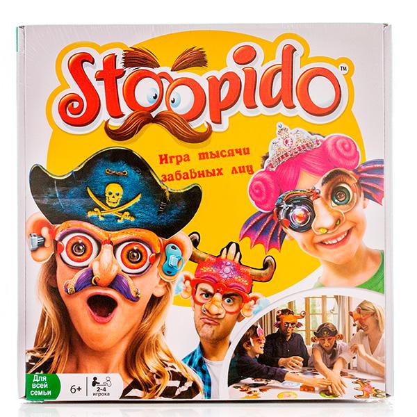 Stoopido. Настольная детская игра для веселой компанииРазвивающие<br>Stoopido. Настольная детская игра для веселой компании<br>