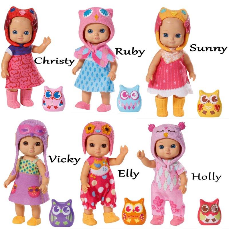 Кукла - Мини птичкаКуклы и пупсы<br>Кукла - Мини птичка<br>