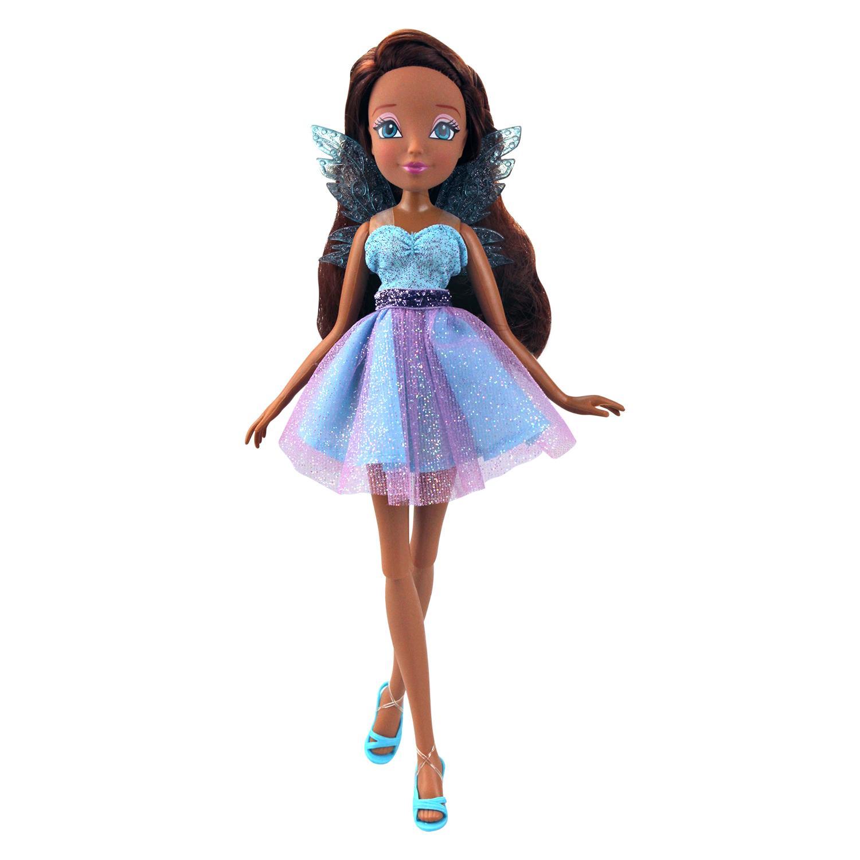 Кукла Winx Club - Мода и магия-4 - ЛайлаКуклы Винкс (Winx)<br>Кукла Winx Club - Мода и магия-4 - Лайла<br>