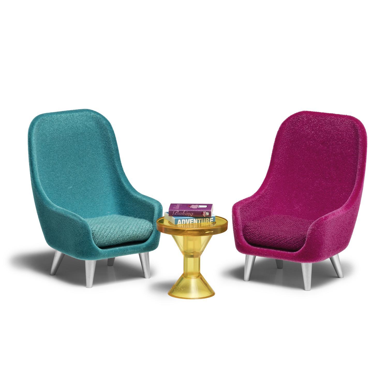 Купить Игровой набор для домика - Кресла, Lundby