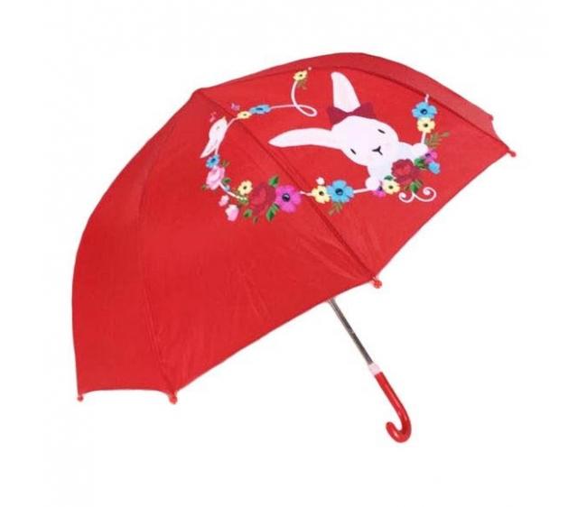 Зонт детский Rose Bunny, 41 см, коллекция Lady MaryДетские зонты<br>Зонт детский Rose Bunny, 41 см, коллекция Lady Mary<br>