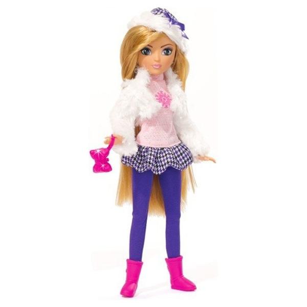 Кукла в зимнем наряде – Супермодель Джулс, 26 смПупсы<br>Кукла в зимнем наряде – Супермодель Джулс, 26 см<br>
