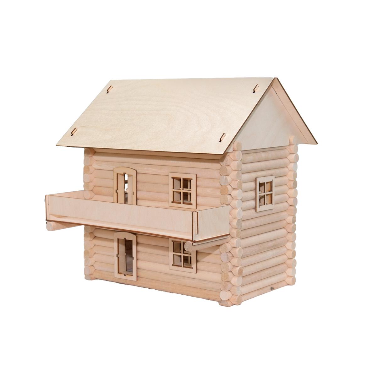 Конструктор деревянный – Светлица - Деревянный конструктор, артикул: 158421