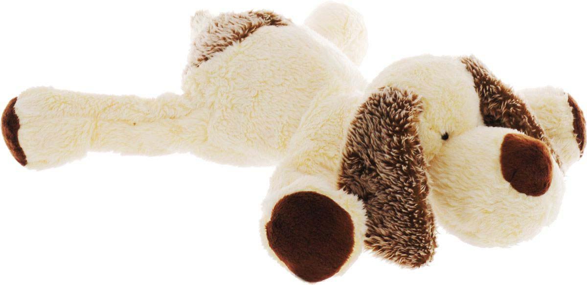 Купить Мягкая игрушка - Щенок Санти, лежачий, 22 см, Button Blue