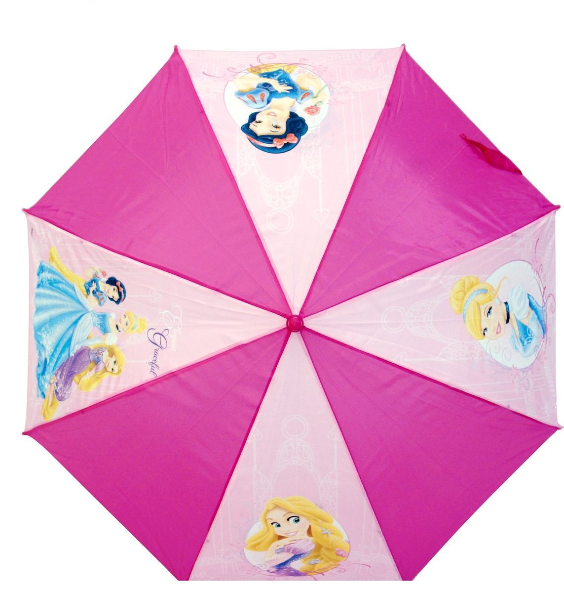 Зонт-трость из серии Disney Princess, 46 см., автоматическийДетские зонты<br>Зонт-трость из серии Disney Princess, 46 см., автоматический<br>
