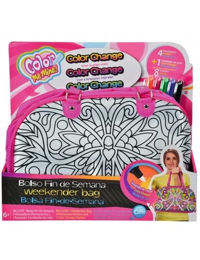 Сумка для раскрашивания - БабочкаСумки и  рюкзачки Simba Color Me mine<br>Сумка для раскрашивания - Бабочка<br>