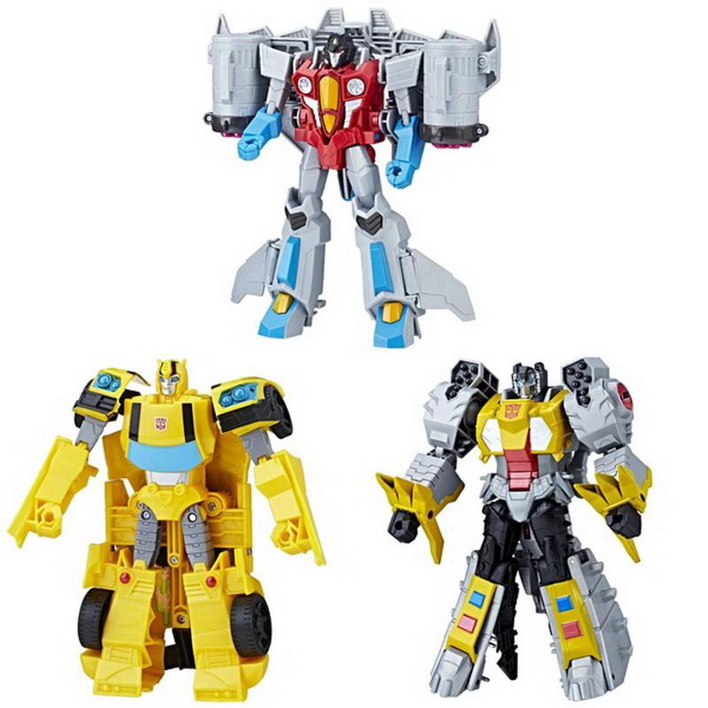 Transformers – Кибервселенная, трансформер, 19 см