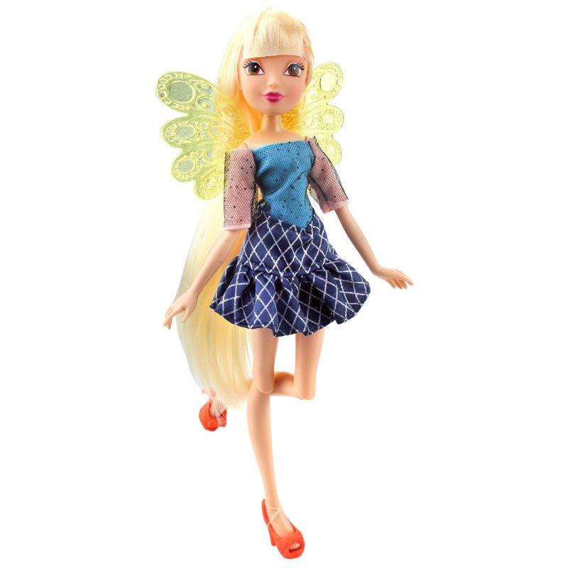 Купить Кукла Winx Club из серии Два наряда – Стелла