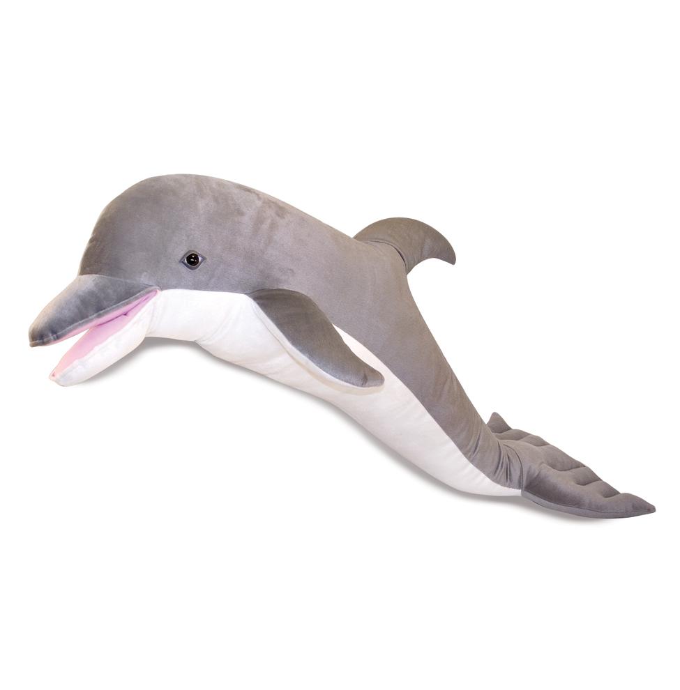 Мягкая игрушка - Дельфин