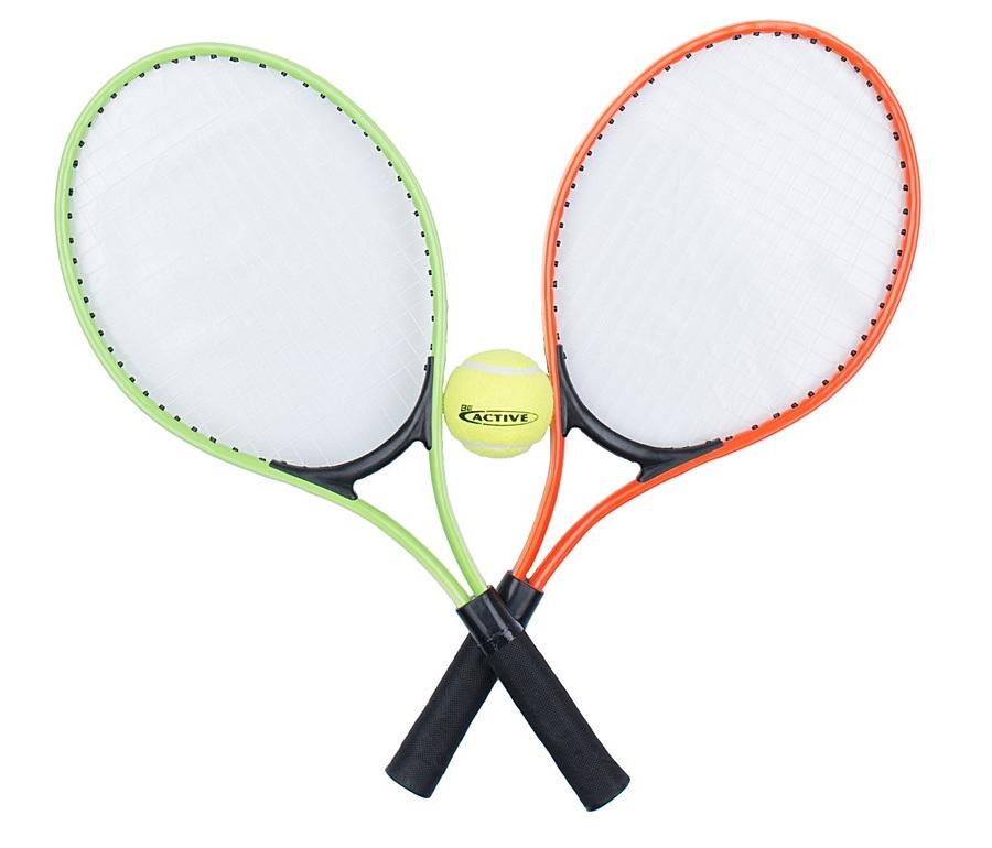 Набор для игры в теннисБаскетбол, бадминтон, теннис<br>Набор для игры в теннис<br>