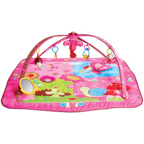 Купить Развивающий игровой коврик Maxi Моя Принцесса New, Tiny Love