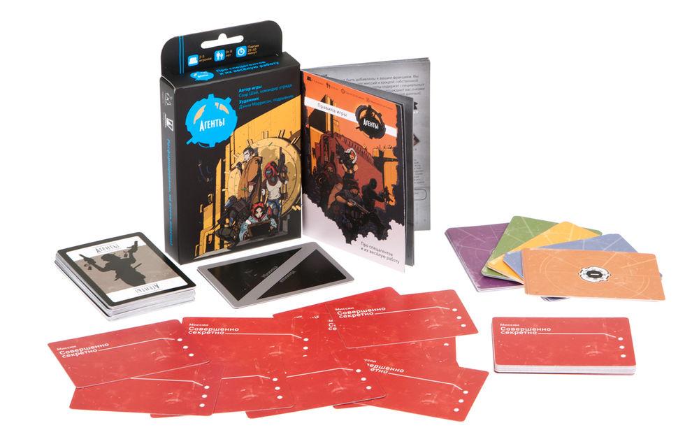 Купить Игра настольная - Агенты, Magellan