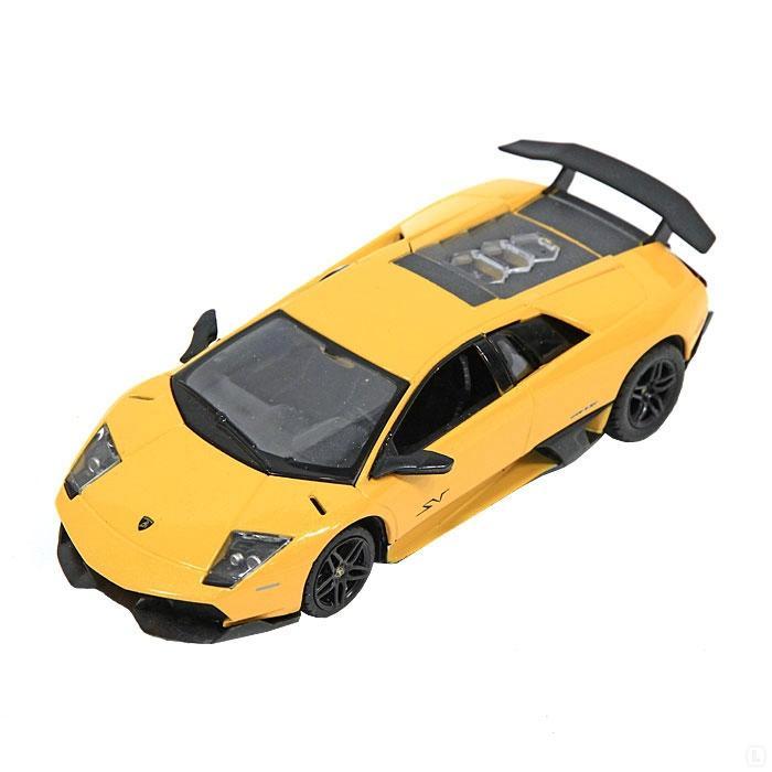 Металлическая машинка Lamborghini Murcielago LP670-4, масштаб 1:32Lamborghini<br>Металлическая машинка Lamborghini Murcielago LP670-4, масштаб 1:32<br>