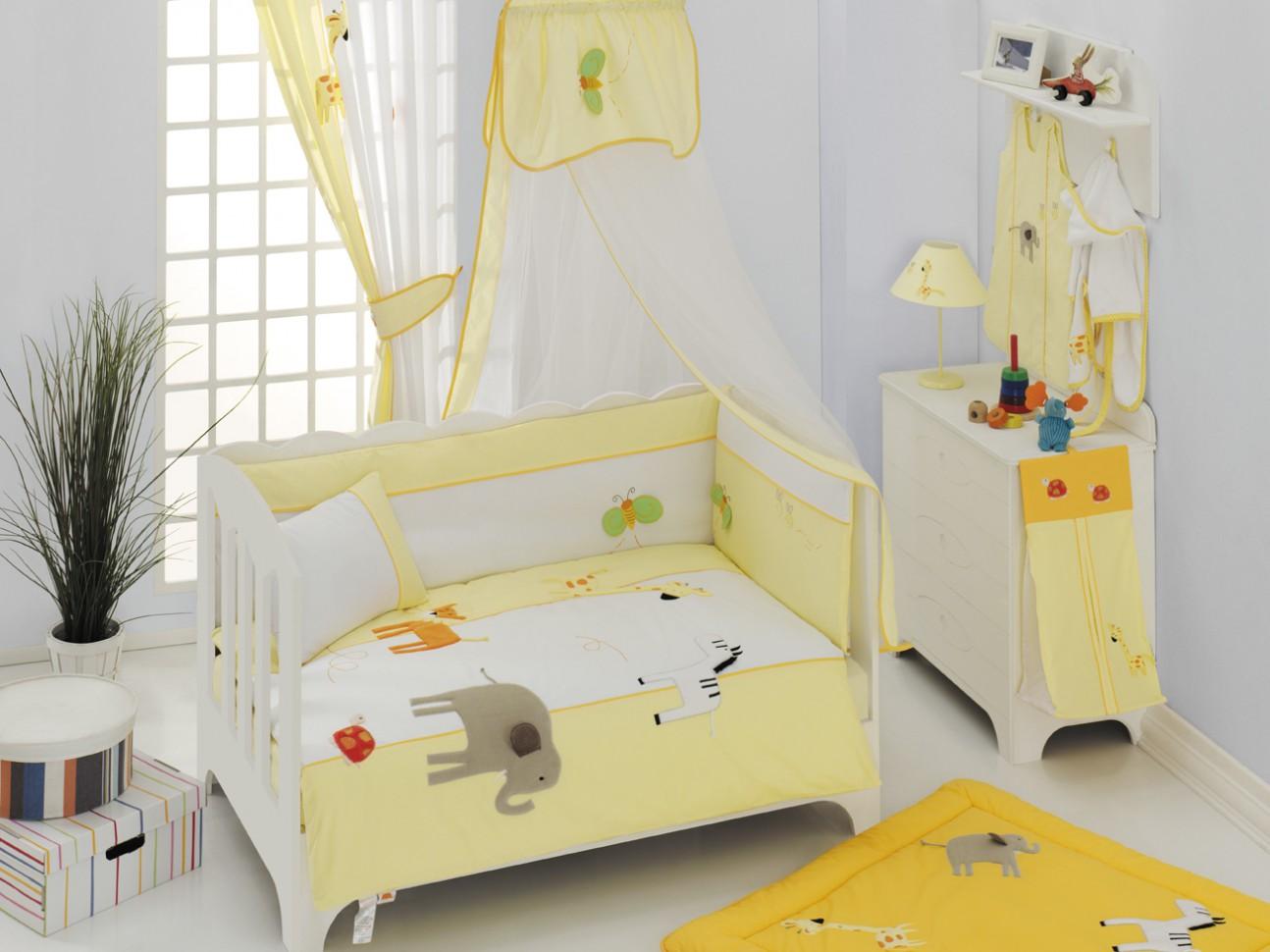Комплект из 6 предметов  My Animals - Спальня, артикул: 171485
