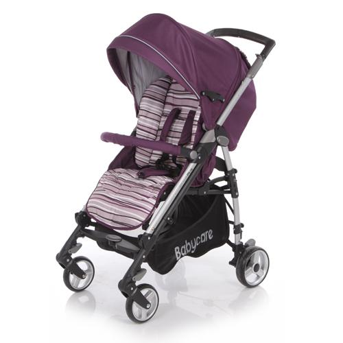 Коляска трость GT4 Plus, VioletДетские коляски Capella Jetem, Baby Care<br>Коляска трость GT4 Plus, Violet<br>