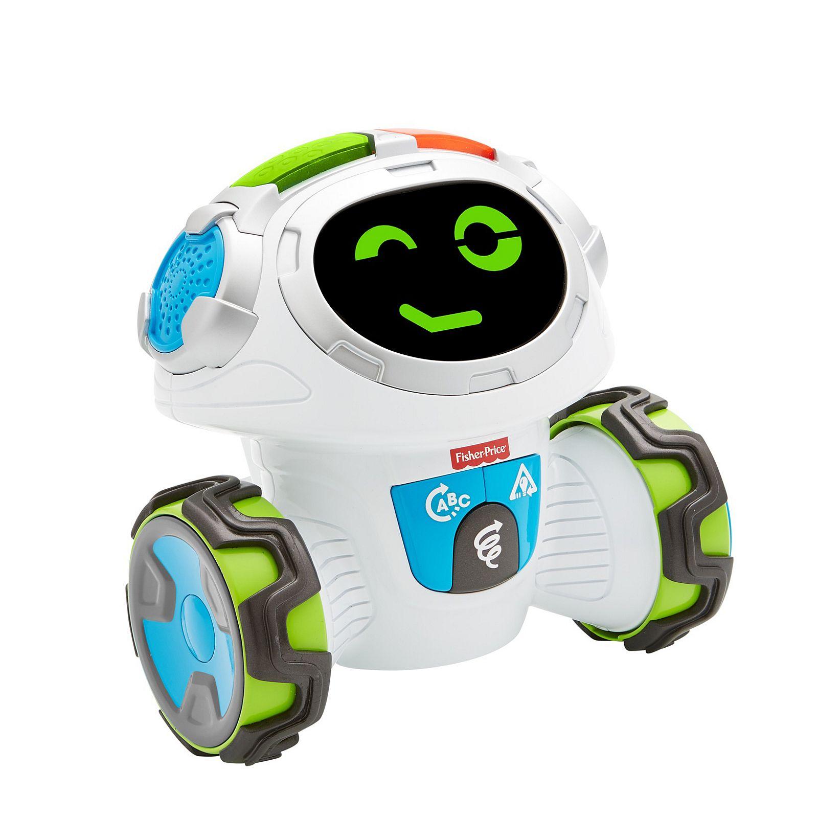 Обучающий робот Мови с играми и меняющимися эмоциямиРоботы<br>Обучающий робот Мови с играми и меняющимися эмоциями<br>