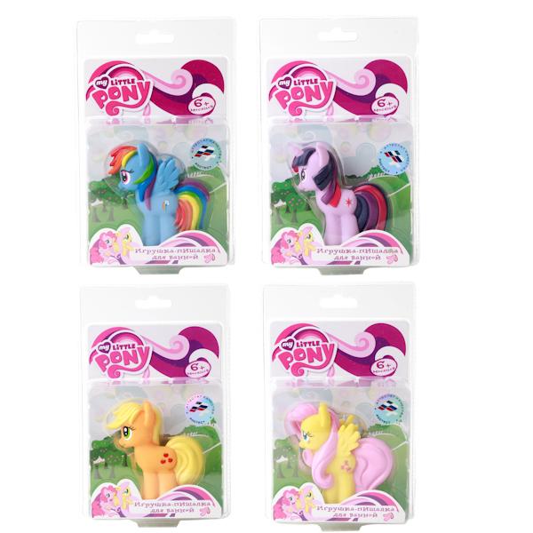 Фигурка для ванной – «Моя маленькая пони»Игрушки для ванной<br>Фигурка для ванной – «Моя маленькая пони»<br>