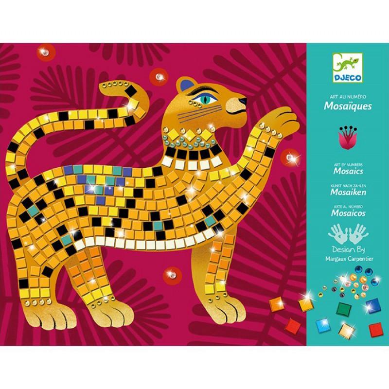 Набор для творчества из серии Мозаика - В джунглях по цене 1 873