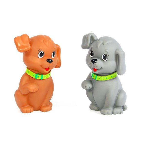 Игрушка для ванной «Собачка», 12 см, в сеткеИгрушки для ванной<br>Игрушка для ванной «Собачка», 12 см, в сетке<br>