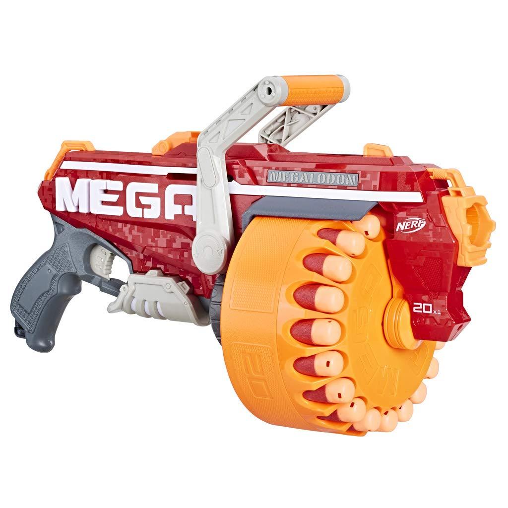 Nerf Mega - Бластер Мега Мегалодон Нерф фото