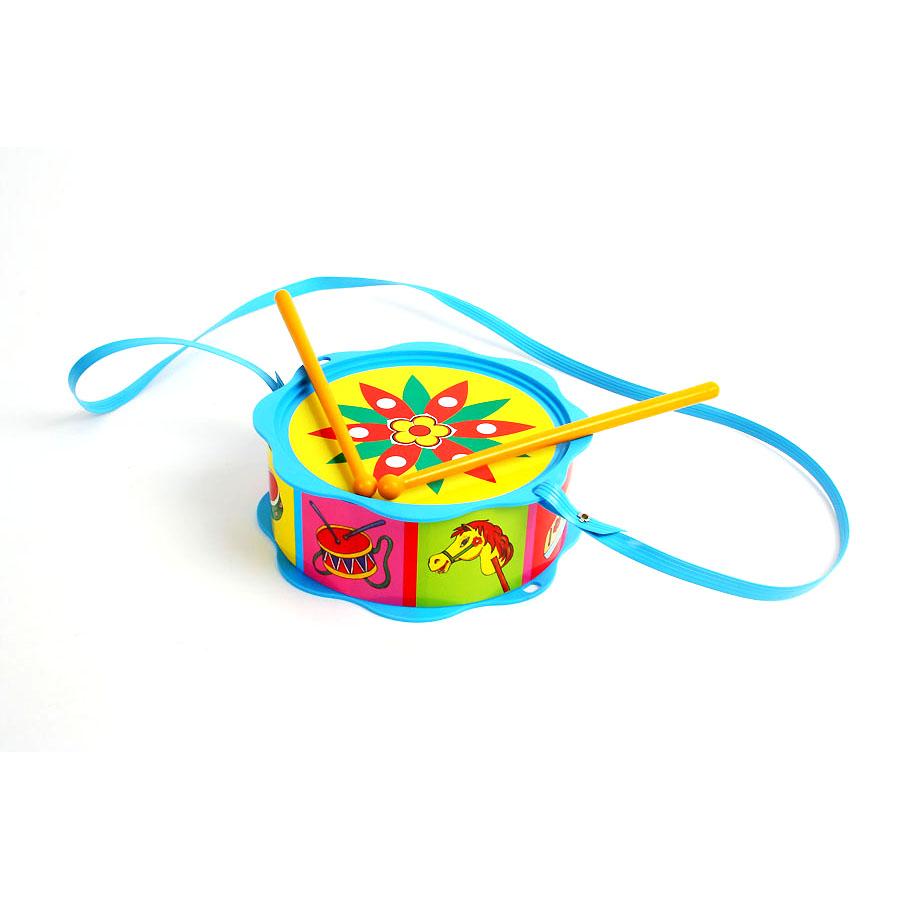 Купить Детский барабан - Малышок, ТулИгрушка