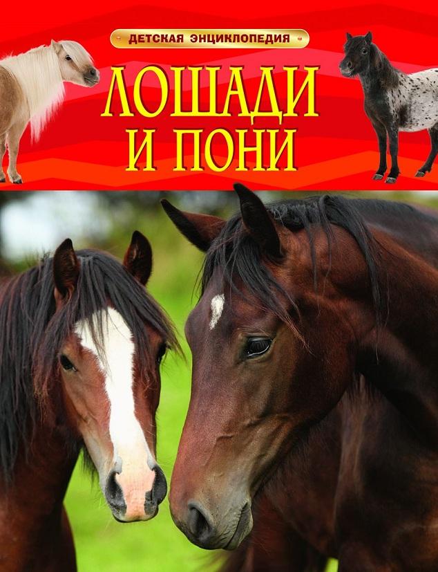 Энциклопедия «Лошади и пони»Для детей старшего возраста<br>Энциклопедия «Лошади и пони»<br>