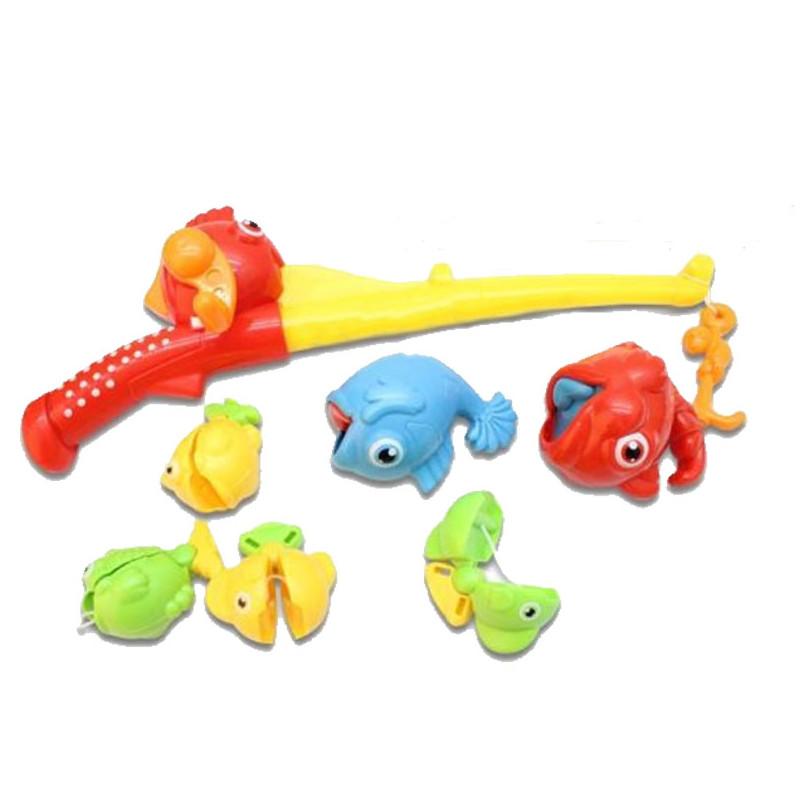 Рыбалка - Ловись рыбка, свет и звукРыбалка для ванны<br>Рыбалка - Ловись рыбка, свет и звук<br>