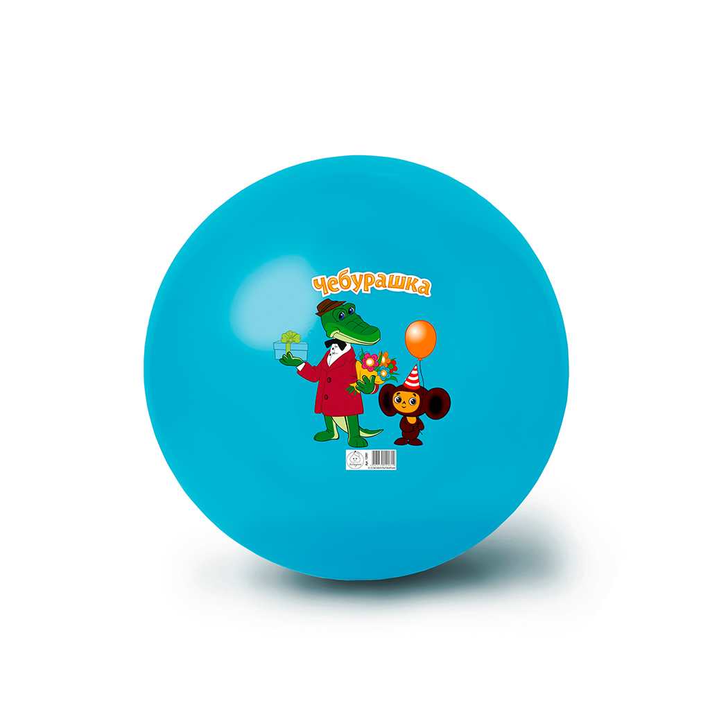 Мяч 32 см - Чебурашка фото