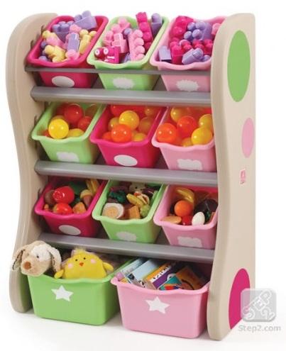 Step 2 Центр ХраненияКорзины для игрушек<br>Step 2 Центр Хранения<br>