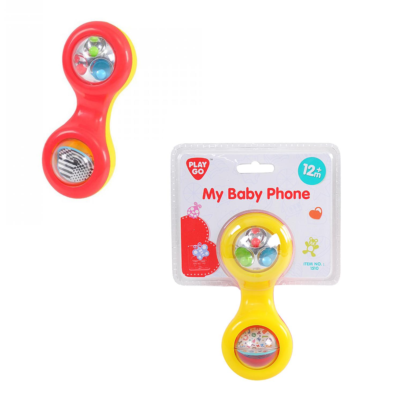 Купить Развивающая игрушка - Телефон-погремушка, PlayGo