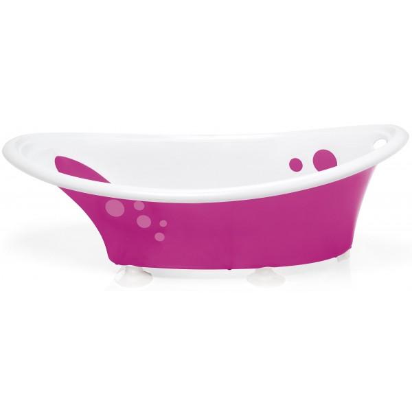 Ванночка для купания Bubble, малиноваяВанночки для купания<br>Ванночка для купания Bubble, малиновая<br>